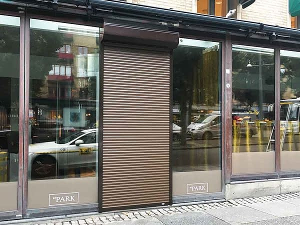 skyddsjalusi-mini-safe-aluminium-brun-standard-utomhus